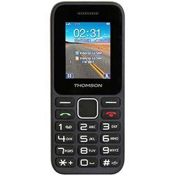 TELEFONO LIBRE THOMSON TLINK 11 dsim bt mp3 fm negr