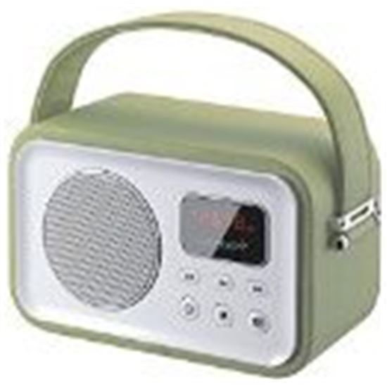 RADIO DIGITAL RPBT450GN SUNSTECH GREEN