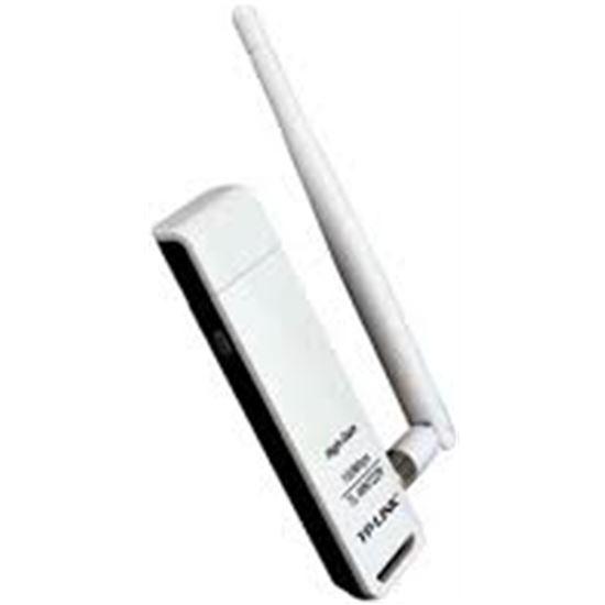 ADAPTADOR USB INALAMBRICO TLWN722N TPLINK