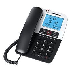 Teléfono  Daewoo DTC410 Pantalla LCD
