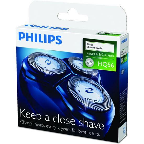 Conjunto cortante Philips Pae HQ56 para afeitador