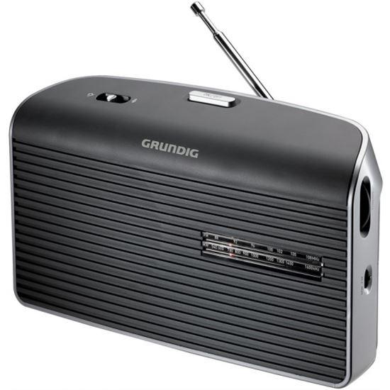 Radio portatil Grundig GRN1500, MUSIC60BK