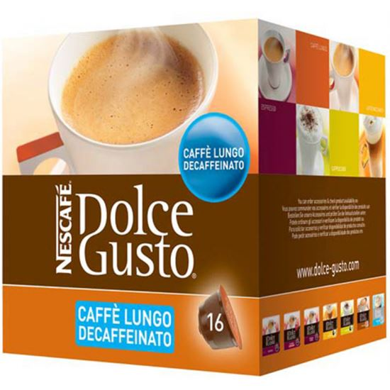 ESTUCHE DOLCE GUSTO LUNGO DECAFEINATO 16CAP 12062868