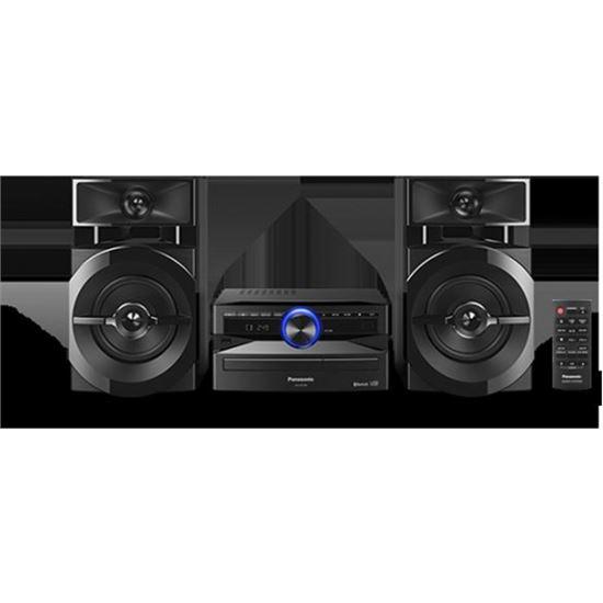 CADENA PANASONIC SC-UX100E-K 300W BLUETOOTH NEGRA