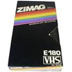 CINTA VIDEO ZIMAG E-180