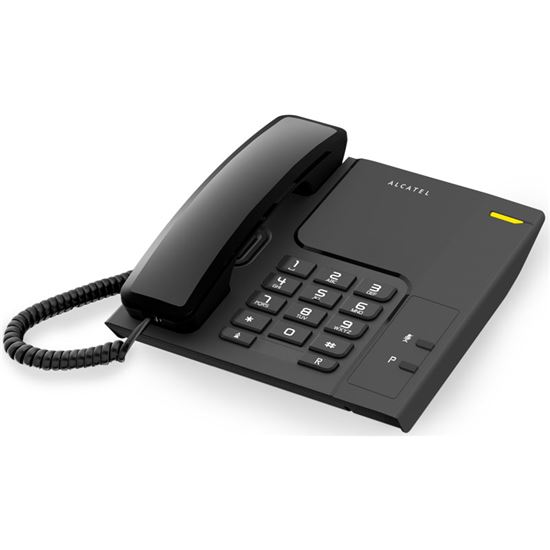 TELEFONO ALCATEL TEMPORIS T-26 SOBREMESA NEGRO 223210
