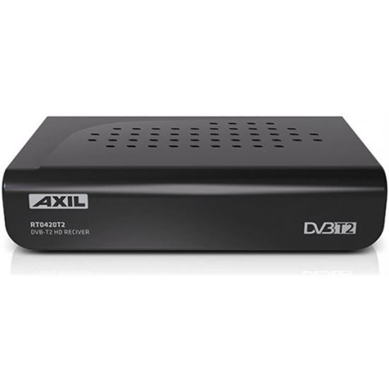 TDT AXIL RT0420 T2 HD PVR