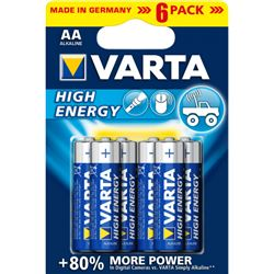 Pila varta 4906 aa blx6 high energy