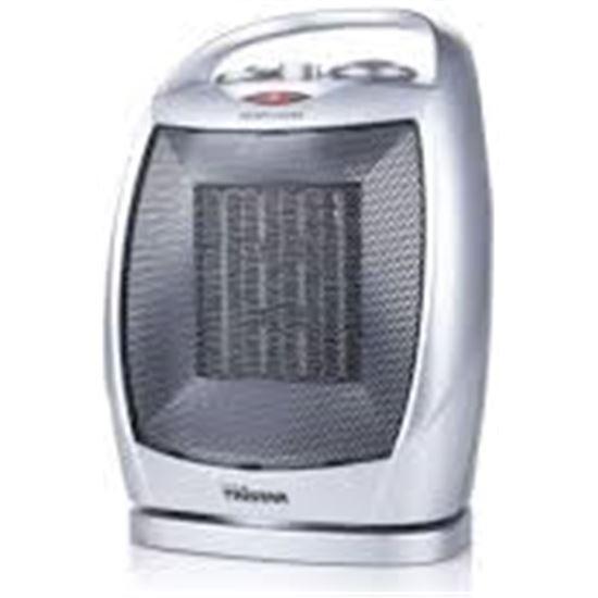 Calefactor TRISTAR KA5038 ceramica oscilante 1500w