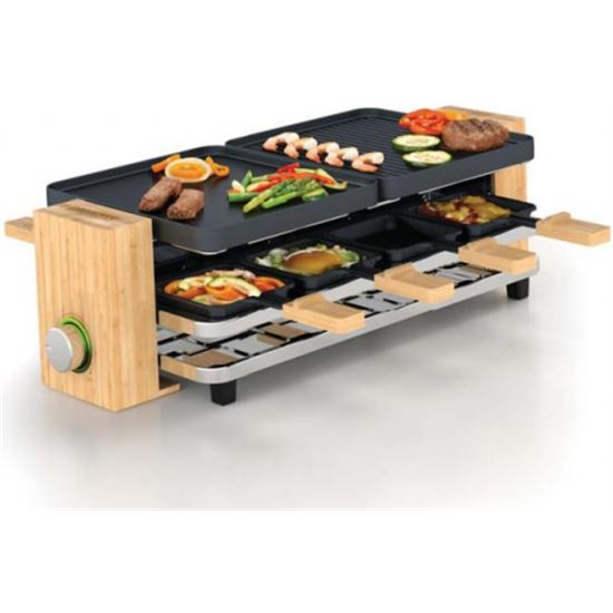 RACLETTE PRINCESS 162910 PURE 8 PERSONAS
