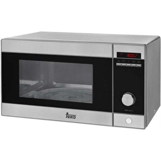 Microondas Teka MWE230GX, 23L, 800w, grill simultan 40590440