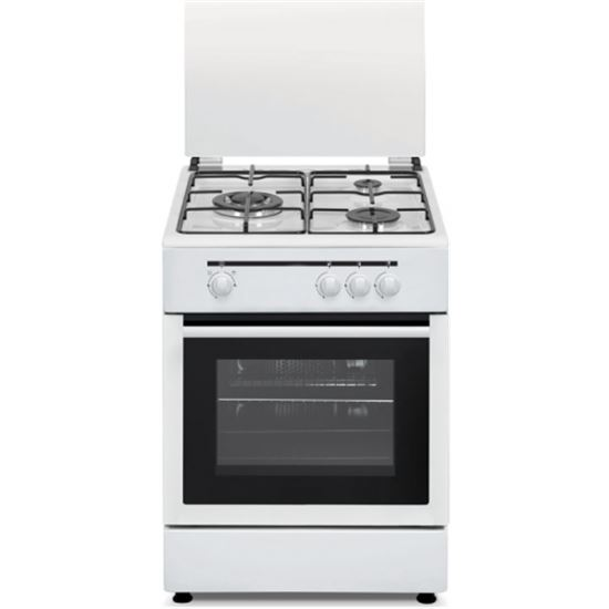 COCI. VITROKITCHEN CB5530BB 3F 50x55 BUT.TRIPLE CO