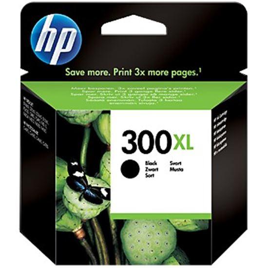 Cartucho tinta HP Nº 300XL Negra CC641EE
