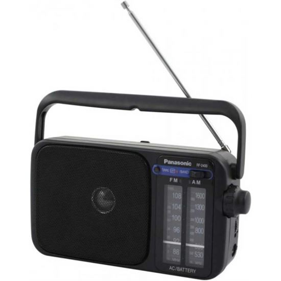RADIO PORTATIL PANASONIC RF2400DEGK