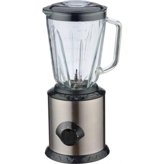 Batid.vaso comelec BL7142 inox 800w 15l cristal