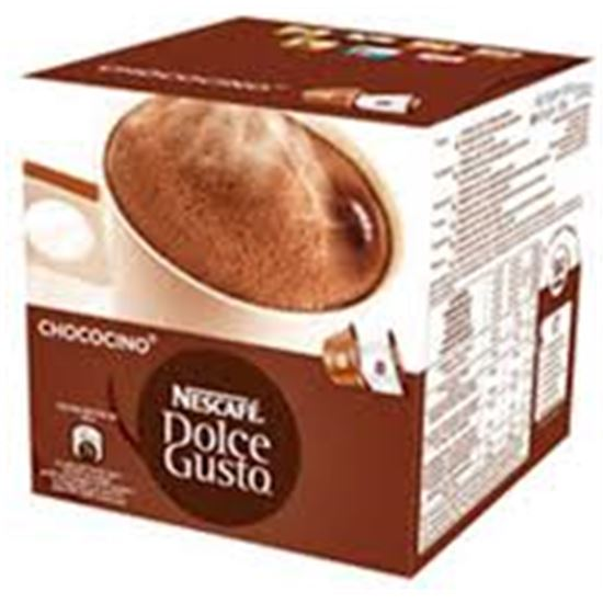 Cafe NESTLE 12075187, Chococino, 16 capsulas