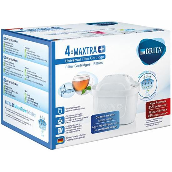 FILTRO BRITA 1025373 MAXTRA+ PACK 4