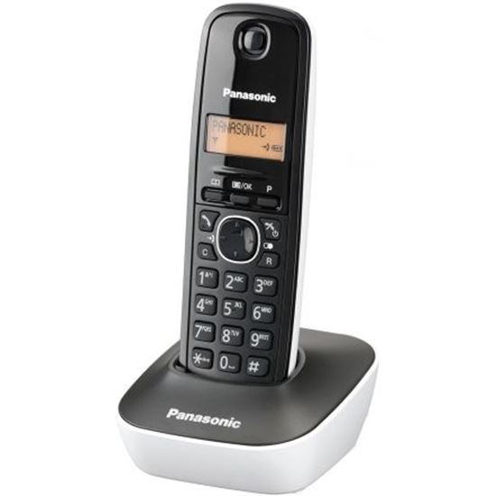 Telefono Panasonic KXTG1611SPW, identi PANASON