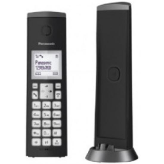 TELEFONO PANASONIC DECT KX-TGK210SPB NEGRO
