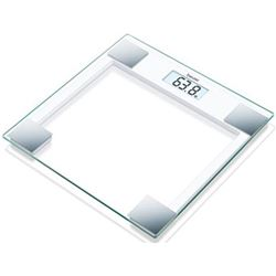Bascula baño Cristal GS11 Beurer, 150kg/100g, dig