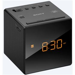 Radio reloj despertador Sony ICFC1TB.CED,