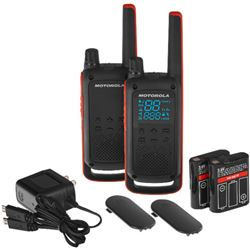 WALKIE-TALKIE MOTOROLA T82 TWIN PACK