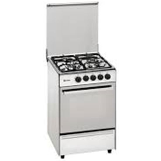 Cocina conv. Meireles E531XBUT, 3 fuegos (1 trX