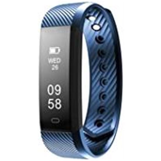 SMART FITNESS FITLIFEPRO BAND & HEART RATE BLUE