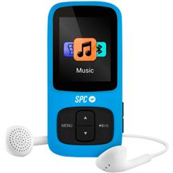 Reprod. mp4 spc internet 8578 bluetooth 8 gb azul