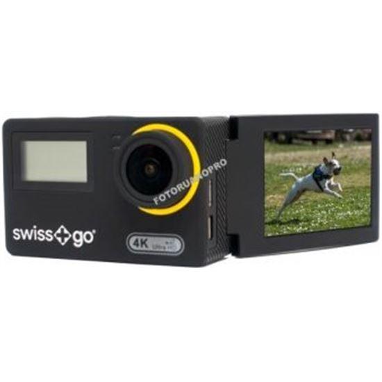 CAMARA VIDEO AVENTURA SWISS+GO SF30W 4K ABATIBLE + ACC