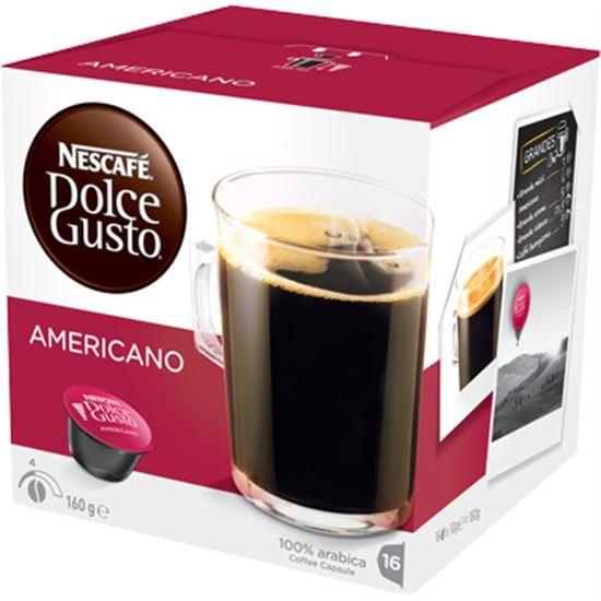 CAFE AMERICANO DOLCE GUSTO 16CAP 217847