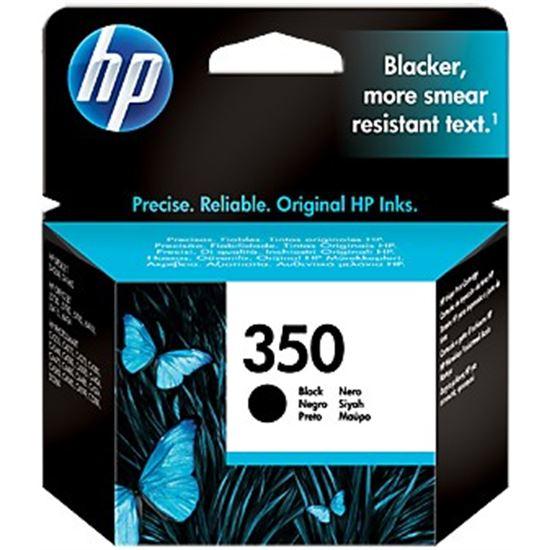 Cartucho tinta HP Nº 350 Negra CB335EE