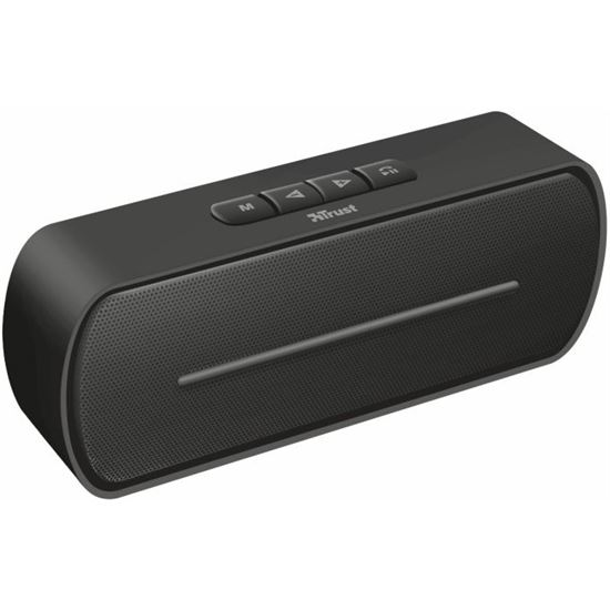 ALTAVOZ INALÁMBRICO TRUST URBAN FERO BLACK - BT - MICRO SD/USB - CONEXIÓN A