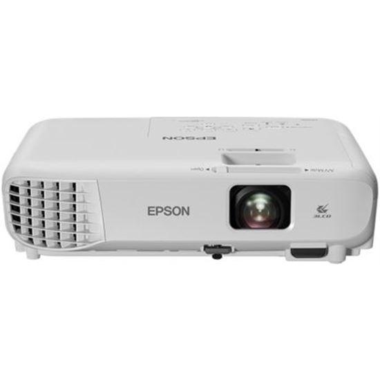 PROYECTOR PORTÁTIL 3LCD EPSON EB-X05 - 3300 LUMENES - 15000:1 - 1024X768 XG