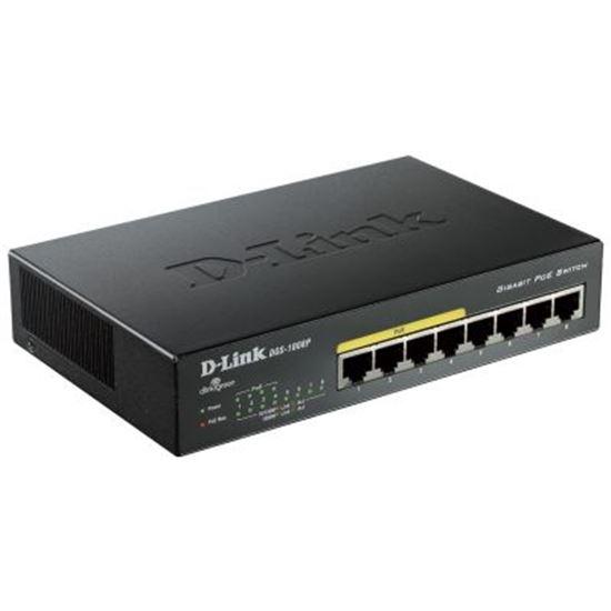 DLK-DGS-1008P