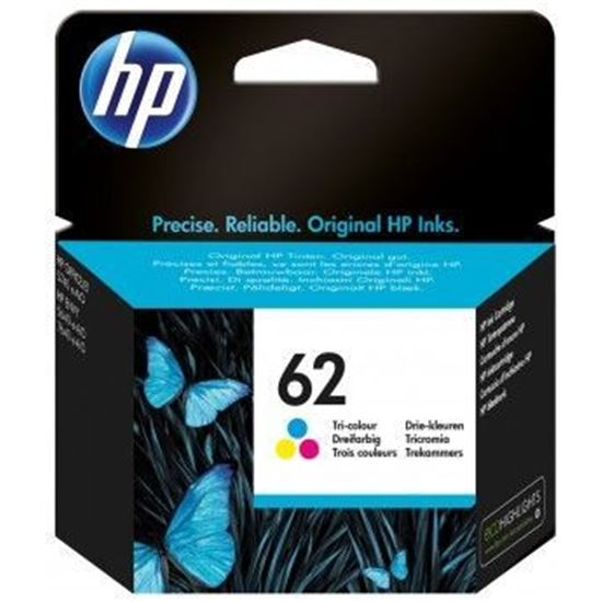 TINTA HP C2P06AE 62 COLOR