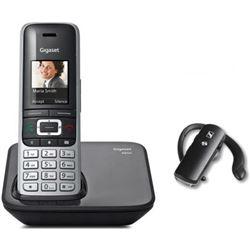 """TELÉFONO DECT GIGASET S850 + AURICULAR BLUETOOTH - PANTALLA 1.8""""/4.5CM COLO"""