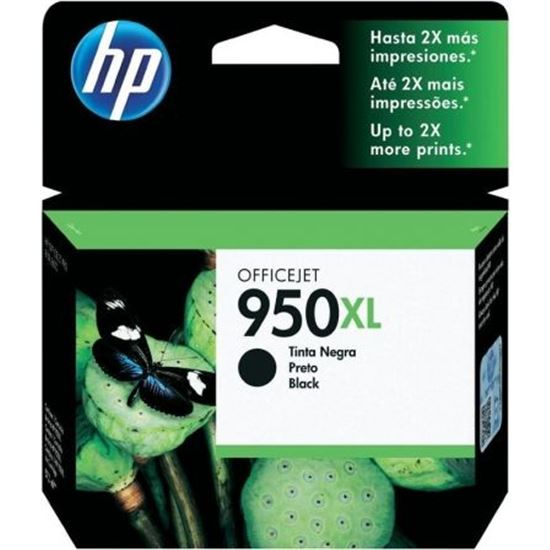 CARTUCHO NEGRO HP No950XL PARA OFFICEJET PRO 8600 CN045AE