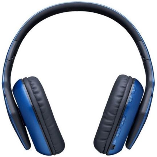 AURICULARES INALAMBRICOS HIDITEC COOL BLUE - BT 4.1 - ALTAVOCES 40MM - 15Hz