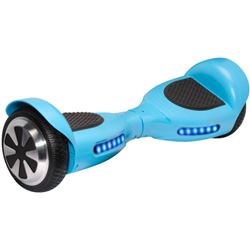 PATIN ELECTRICO DENVER DBO-6530 KIDS AZUL 6,5