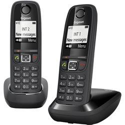 TELEFONO DECT SIEM-GIGA AS 405DUO GIGASET MANOS LIBRES