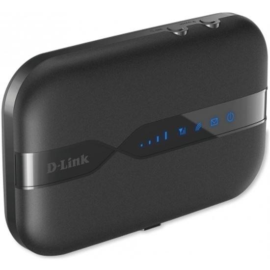ROUTER 4G D-LINK DWR-932 - WIFI B/G/N / LTE - 150MBPS - RANURA MINI-SIM - F