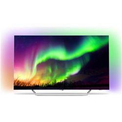 TV PHILIPS 65 65OLED873 UHD OLED ANDROID AMBILIGH
