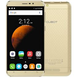 TELEFONO LIBRE CUBOT DINOSAUR 5,5 QUAD/3/16 GOLD