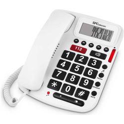 TELF TELECOM 3293B TECLA GRANDES Y ESP EMERGECIA