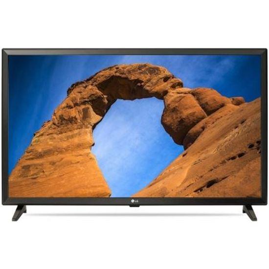 "TV LED LG 32LK510BPLD - 32""/81.28CM - HD 1366X768 - 300HZ PMI - DVB-T2/C/S2"