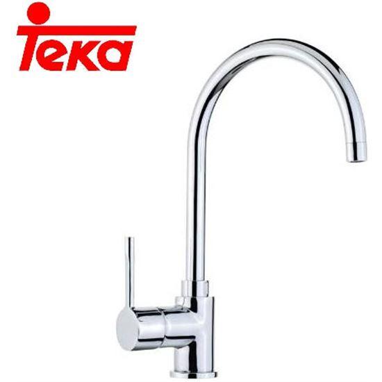 Grifo Teka SP995, monomando, caño alto, cromo 559950200