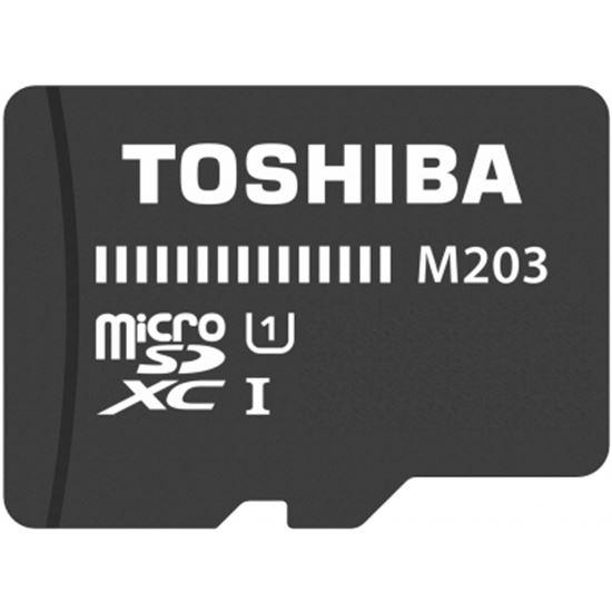 TARJ. MEMORIA TOSHIBA MICRO SD 64GB THN-M203K0640E