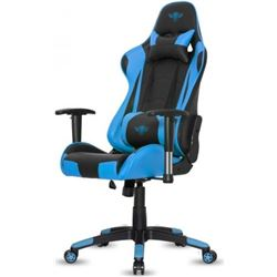 SILLA SPIRIT OF GAMER SIEGE DEMON BLUE - INCLINACIÓN / ALTURA / BRAZOS REGU