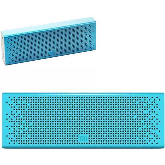 ALTAVOZ INALÁMBRICO XIAOMI MI BLUETOOTH SPEAKER BLUE - 2X3W - DRIVERS 36MM